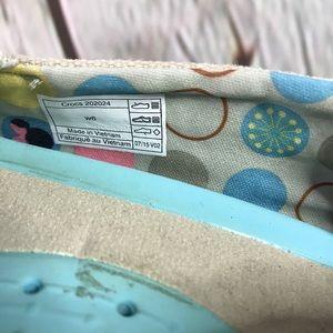 CROCS Shoes - CROCS Disney Minnie Mouse Khaki Canvas Women's